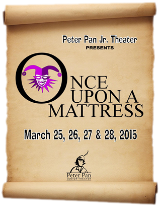 Once Upon a Mattress 2015
