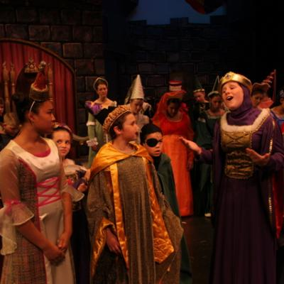 Once Upon A Mattress 2008 5224