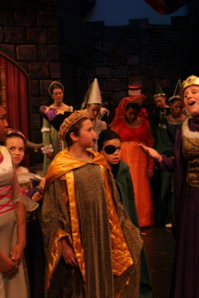 Once Upon A Mattress 2008 5225