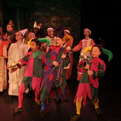 Once Upon A Mattress 2008 5288