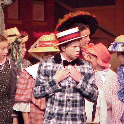 Music Man 2003 Trouble
