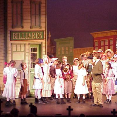 Music Man 2003 Wells Fargo 1