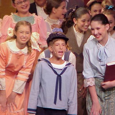 Music Man 2003 Wells Fargo 3