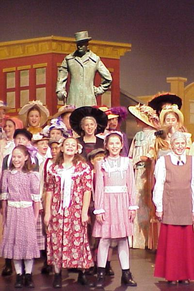 Music Man 2003 Wells Fargo 4