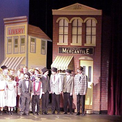 Music Man 2003 Wells Fargo