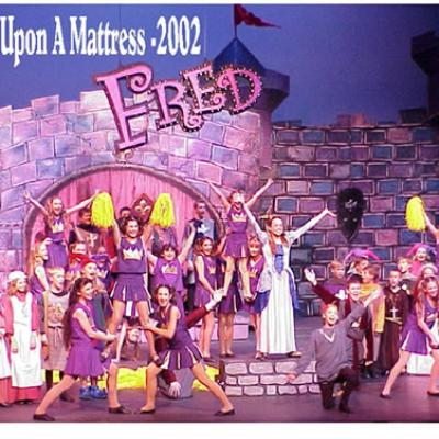 Once Upon A Mattress 2002 2002 Once Upon A Mattress