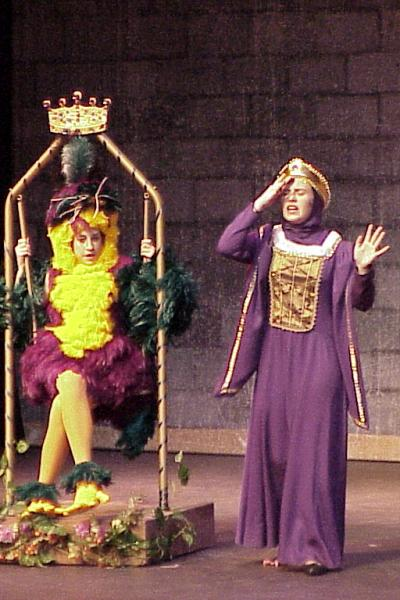 Once Upon A Mattress 2002 Bird4