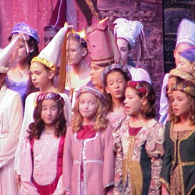 Once Upon A Mattress 2002 Opening3