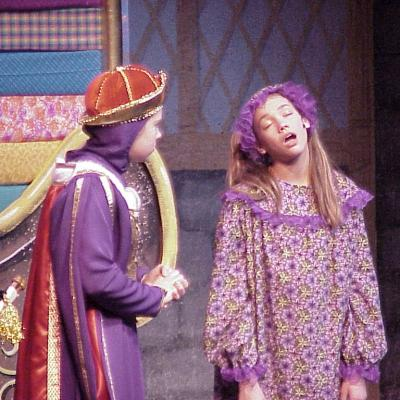 Once Upon A Mattress 2002 Queenfred