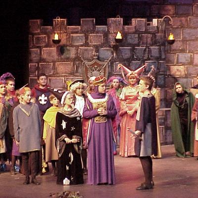 Once Upon A Mattress 2002 Shy11