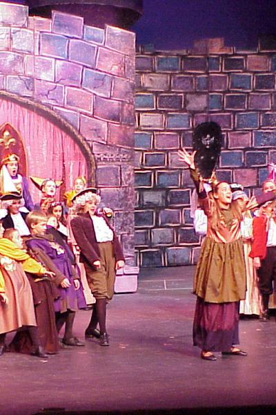 Once Upon A Mattress 2002 Shy4