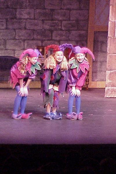 Once Upon A Mattress 2002 Softshoes