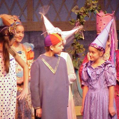 Once Upon A Mattress 2002 Swamps
