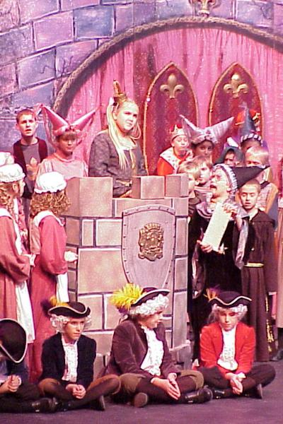 Once Upon A Mattress 2002 Thetest1
