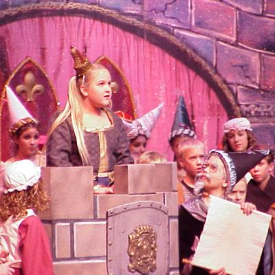 Once Upon A Mattress 2002 Thetest