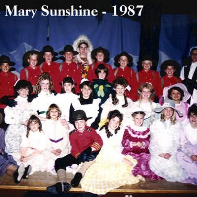 1987 Little Mary Sunshine