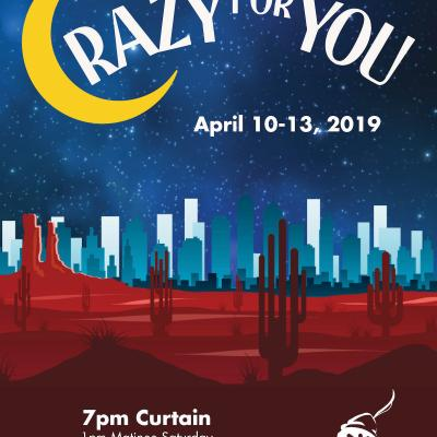 2019crazyforyou11x17poster Final